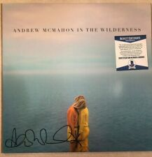 ANDREW MCMAHON In The Wilderness Signed Vinyl Record Album BECKETT G85660