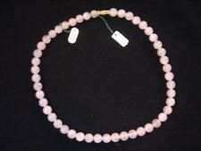 Modeschmuck-Halsketten & -Anhänger mit Rosenquarz Rosenquarz