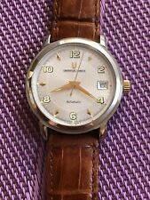 Watch Universal Geneve  Automático. All Steel Case, Dial Original Impecable.