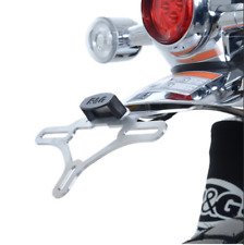 Honda Monkey Bike 2018 2019 Silver R&G Tail Tidy Licence Number Plate Holder