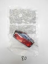 Whelen® 500 Series Linear LIN6™ Red LED - Red Lens  50R02ZRR