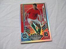 Match Attax euro 2012 Cristiano Ronaldo Edición Limitada Como Nuevo