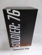 OVERWATCH COLLECTOR'S EDITION SOLDIER 76 STATUE ACTION FIGURE - NEW - RARE