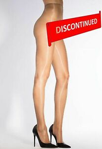 Eterno Shiny Glossy Sheer to Waist Pantyhose High Gloss 15 Denier Tights