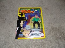 1990 Playmates Dick Tracy Coppers & Gangsters The Tramp Action Figure
