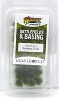 Warlord Games WGS-TUF-01 Summer Tufts (Battlefields & Basing) Green Grass Clumps