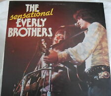 """Everly Bros - The Sensational Everly Bros - 12"""" Dble LP -Readers Digest Records"""