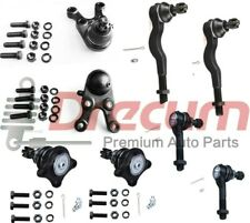 8Pc Front Ball Joint Outer Inner Tie Rod End For 92-04 Mitsubishi Montero Sport (Fits: Mitsubishi)