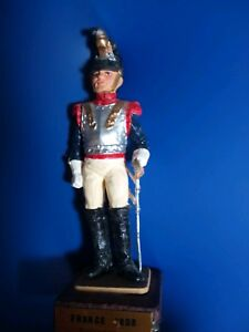 """Soldier, French , 1808.4"""" high.Mint.Lead.Vintage.high quality."""