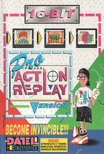 ## SEGA Mega Drive - Action Replay Pro - TOP ##