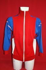 Original Sporett Trainings Jacke ca.1980er DDR Sportswaer Rot Gr. m 52