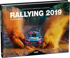 BUCH Rallying 2019 Moving Moments WRC Rallye Jahrbuch 2019 280 S WM EM DRM Klein