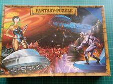 Starship Fantasy Puzzle 750 piece Jigsaw Puzzle