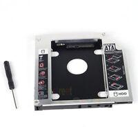 SATA 2nd HDD SSD Hard Drive Caddy for HP Probook 6445b 6450b 6455b 6555b 6460b