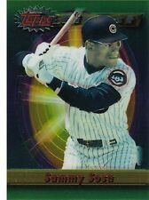 """'SAMMY SOSA"""" - (10) 1994 TOPPS FINEST JUMBO CARDS - AUCTION IS FOR 10 CARDS"""