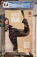 Walking Dead Here's Negan Preview #nn CGC 9.4 Robert Kirkman ONLY 500 MADE!