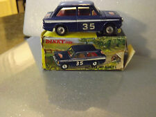 Dinky 214 hillman imp rally voiture scacre, mib! vn/mint boxed