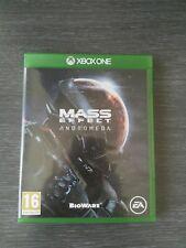 Vendo Mass Effect Andromeda para Xbox One.