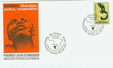 Vereine Nationen FDC Ersttagsbrief 1978 Namibia Mi.-Nr.75