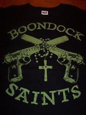 THE BOONDOCK SAINTS Veritas Aequitas Guns T-Shirt MEDIUM NEW