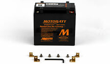 Motobatt Battery For Honda FL 400 R RL Pilot 1990 (0400 CC)
