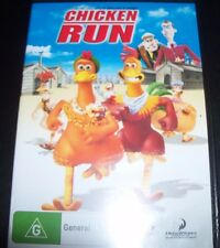 Chicken Run (Australia Region 4) DVD – New