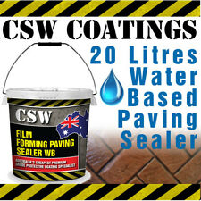 Water Based Paving Sealer - 20L