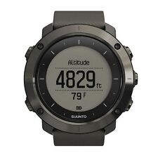Suunto SS022226000 Traverse Graphite GPS Watch Hiking Trekking
