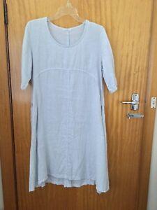 RIDLEY Linen Dress - Medium - New