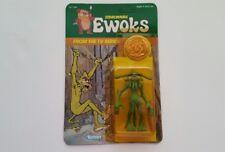 Vintage Star Wars~Ewoks *DUKOK SCOUT* Action Figure~ MOC~ Unpunched.