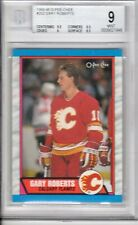 GARY ROBERTS  OPC ROOKIE BGS 9