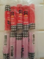 AVON LIP BALM~LOT OF 10~STRAWBERRY AND MELON LIMITED EDITION MOTHER'S COLLECTION