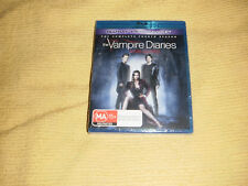 THE VAMPIRE DIARIES 4 Complete Fourth Season BLU RAY DVD NEW & SEALED REGION B