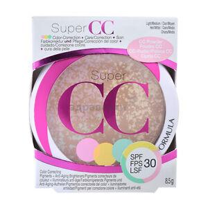 Physicians Formula Super CC Color Correction  Care CC Powder SPF 30 Light Mediu