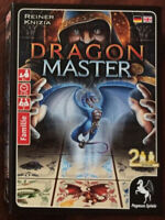 Dragon Master Board Game New Fast Postage