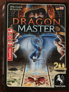 Dragon Master Board Game Cards Strategy Fun For Everyone