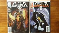 Punisher 1-4 1995 Marvel Knights High Grade Comic Book RM10-49