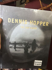 Dennis Hopper – The Lost Album. New & Sealed--HARDCOVER BOOK---NEW !
