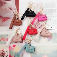 Car Accessories Creative Women Purse Pendant Mini Bag Keyring Bag Keychains