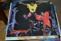 IMAGINATION   SCANDALOUS     LP    GATEFOLD   R&B  RECORDS  RBLP1004  1983