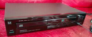 KLANGLICH HIGH END! DUAL CD-1028 VINTAGE CD PLAYER WIE NEU LED-Umbau, sofort=49€