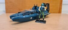 Gi joe action force 25th anniversary Water Moccasin Sting Raider with Copperhead