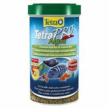 Tetra Pro Algae Fish Food, Premium Food for All Tropical Fish Improve Resistance