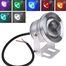 Waterproof 10W RGB LED Outdoor Color Changing Flood Spotlight Garden Lamp 12V