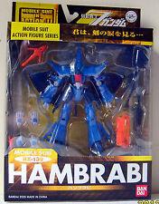 Bandai MSIA MIA Mobile Suit Z Zeta Gundam Hambrabi Popy Chogokin Shogun NY