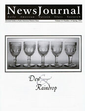 Early American Pattern Glass Society NewsJournal 4-1