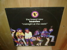 """THE BRAND NEW HEAVIES midnight at the oasis - 12""""  MAXI 45T"""