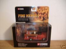 ~CORGI~FIRE HEROES~1966 GMC FIRE PUMPER~CHICAGO~MINT~