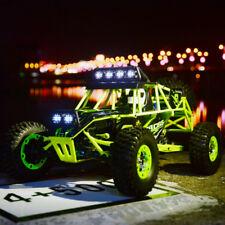 1/12 4WD Drive WLTOYS 12428 2.4G 1:12 Crawler RC Climbing Car with LED Light USA