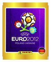 Panini EM 2012 50 Sticker aus fast allen aussuchen EURO 12 Neuer Heldentat Cola